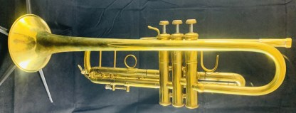 Used Bach Stradivarius Model 37 Bb Trumpet SN 331025