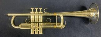 Used Yamaha Arist Model Xeno YTR-9445NYS-YM Gen II C Trumpet  SN D21360