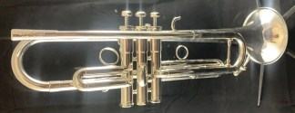 Used Schilke S43HDLS-F Faddis Bb Trumpet SN 66970