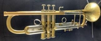 Used Bach Stradivarius 37 Bb Trumpet SN 77368