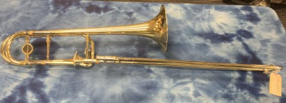 Used Edwards T350-E Symphony Tenor Trombone SN 5905038