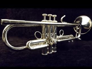 Stomvi S3 Big Bell Bb Trumpet/Gard Bag Triple 5-ECSK Bundle