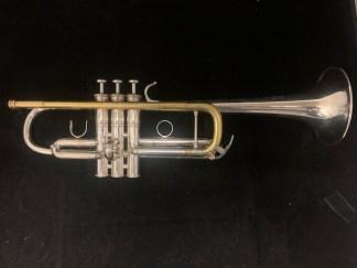Used Yamaha 8445 Xeno C Trumpet w/ Larson Mods SN 453390