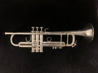 Used Bach Stradivarius 190S-43 Bb Trumpet SN 746549