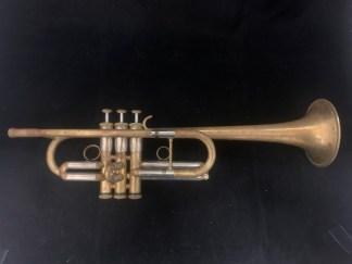 Used Monette Chicago C Trumpet SN 105