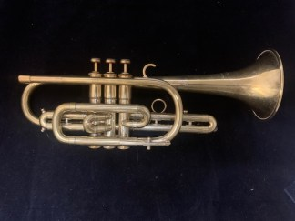Used Martin Committee Bb Cornet SN 156834