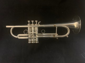 Used Monette 2000LT Bb Trumpet SN 1624