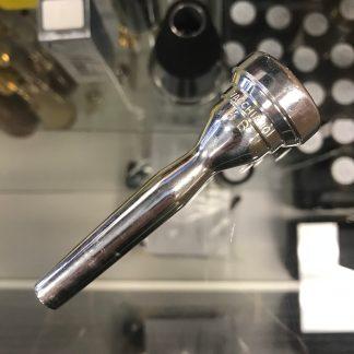 Used Stork 4B Trumpet Mouthpiece