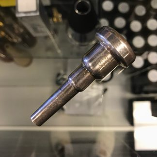 Used GR Haefner 7HEP Piccolo Trumpet Mouthpiece