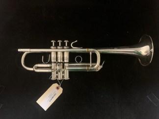 Used Bach Stradivarius 239 25H C Trumpet SN 286219