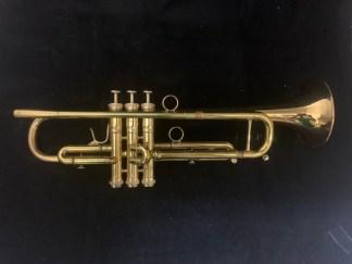 Used Calicchio 2/2 Bb Trumpet SN 7095