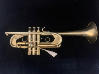 Used Edwards Gen X C Trumpet SN E0799
