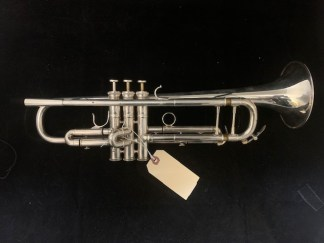 Used Calicchio 2/2 Bb Trumpet SN 5660