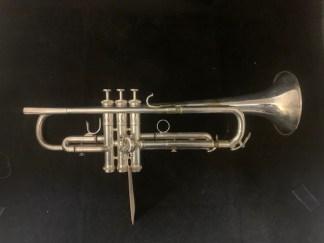 Used Calicchio R3/7 Bb Trumpet SN 6680