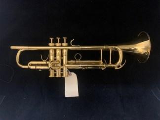 Used Calicchio LA U1S7 Bb Trumpet SN 4578