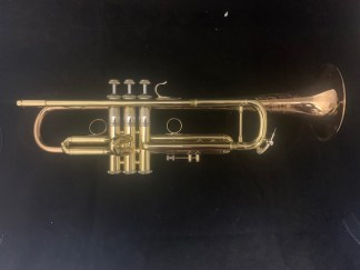 Demo Bach Stradivarius LR190-43B Bb Trumpet