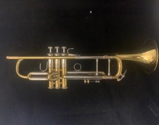 Used Bach Stradivarius 180-37 Bb Trumpet SN 69009