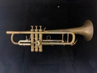 Used Calicchio R3/7 Bb Trumpet SN 6728