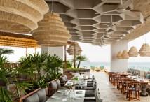 Thompson Hotel Restaurant Playa Del Carmen