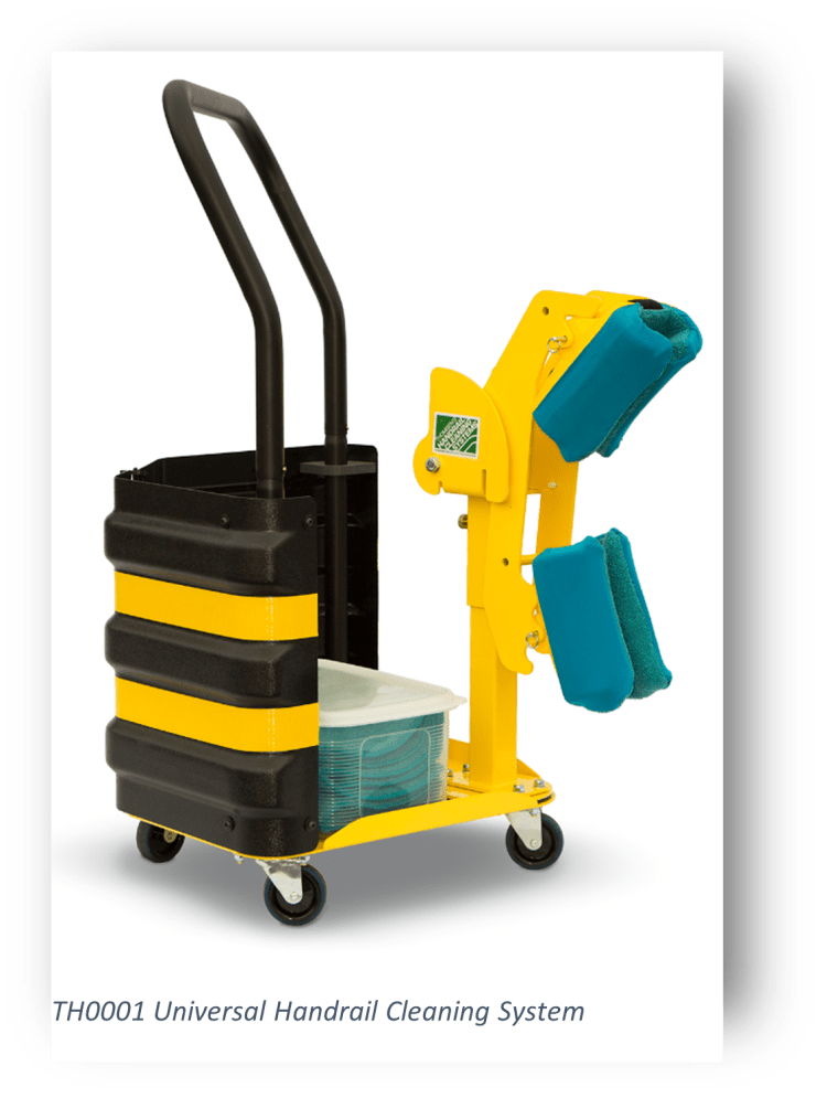 Universal Handrail Cleaning System Products