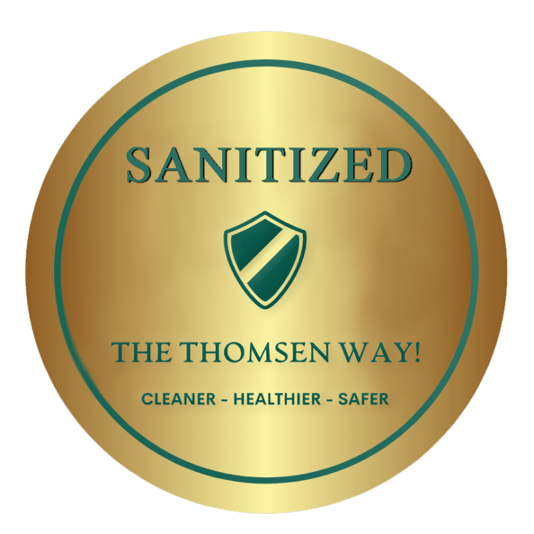 The Thomsen Way Seal of Approval, Cleaner, safer, healthier
