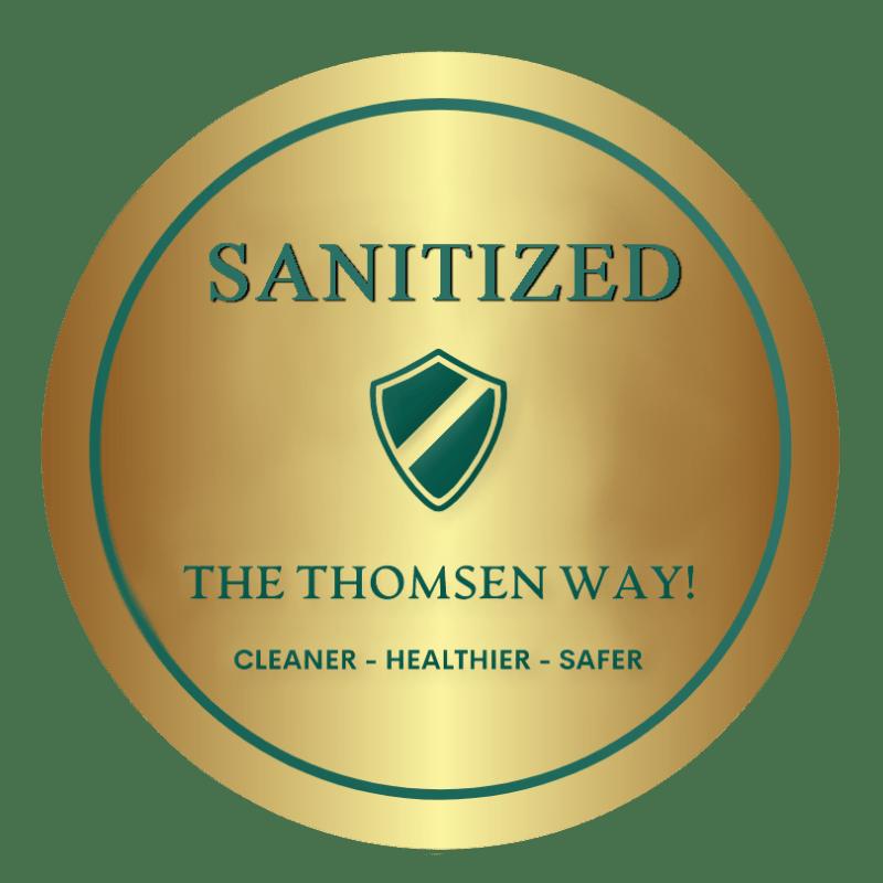The Thomsen Way Sticker
