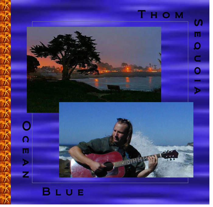 Ocean Blue CD Cover