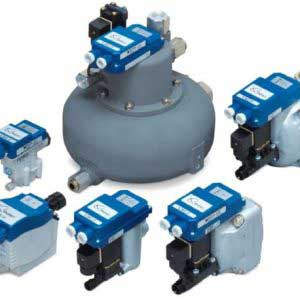 drenes para compresores industriales