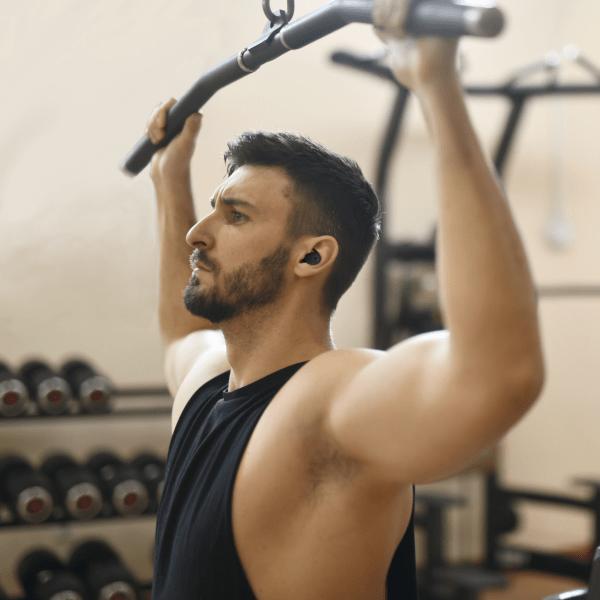 sport-oordoppen-zwart