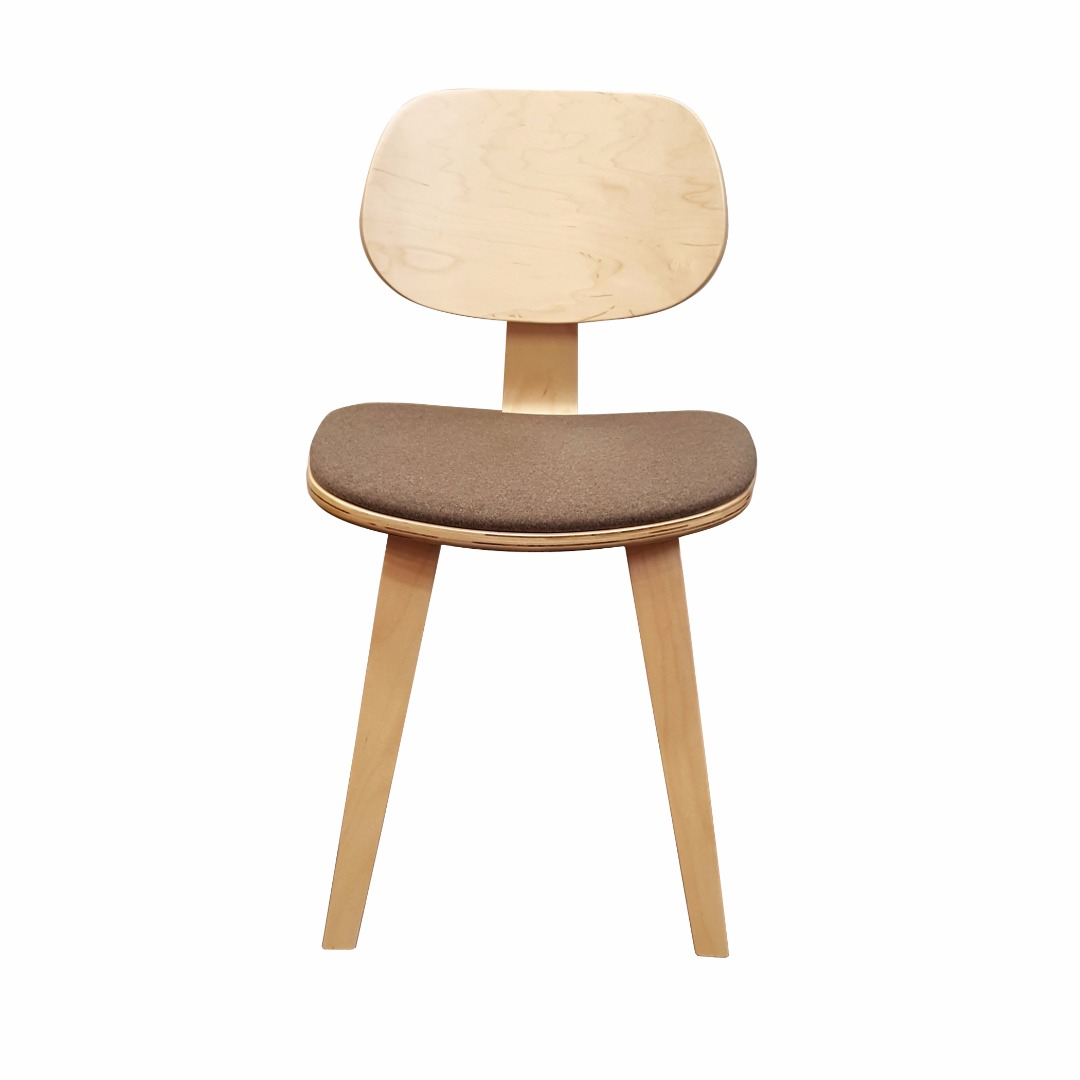 Bent Plywood Chair Bent Plywood Side Chair