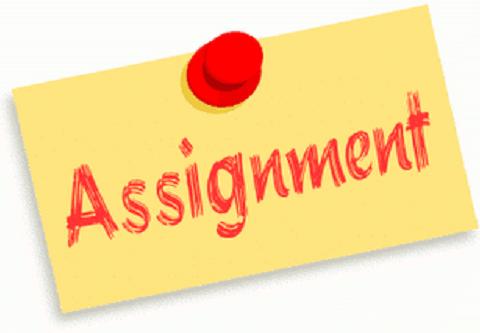 assignment logo - Dịch vụ viết thuê tiểu luận chuyên ngành