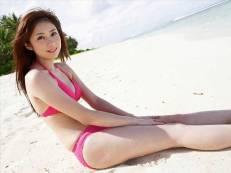 Người đẹp Yumi Kobayashi