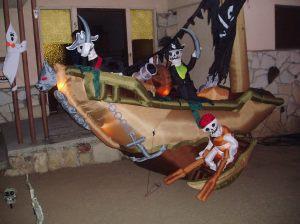 Hal's pirate ship