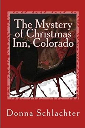 Mystery of Christmas Inn cover