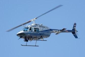 LAPD Airship