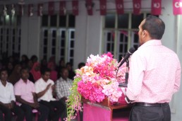 08-05 - Dr Jameel Speaking at L Funadhoo Rally (1)