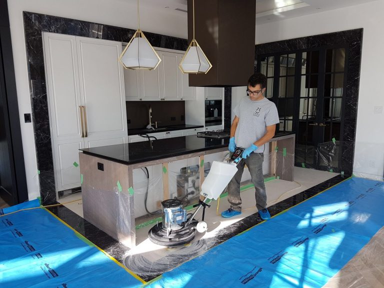 Thor & Partners . Residential . Floor Polishing
