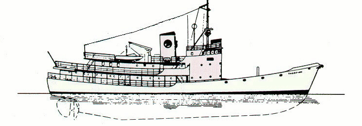 Ship Specs of SS Thorfinn Truk Lagoon's Ultimate Diving