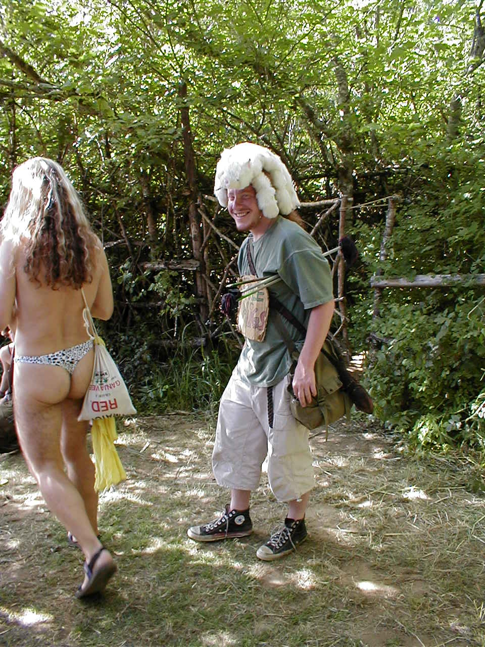 Oregon Country Fair 2000
