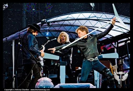 Bon Jovi @ Manchester