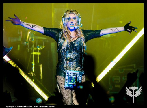 Kesha & LMFAO @ Manchester