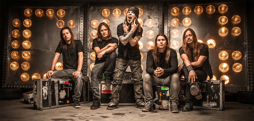 Incoming: Children of Bodom @ Metropolis (Mtl)