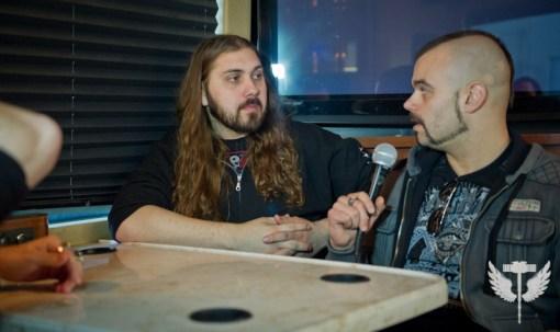 En Entrevue: Joakim Brodén & Chris Rörland (Sabaton)