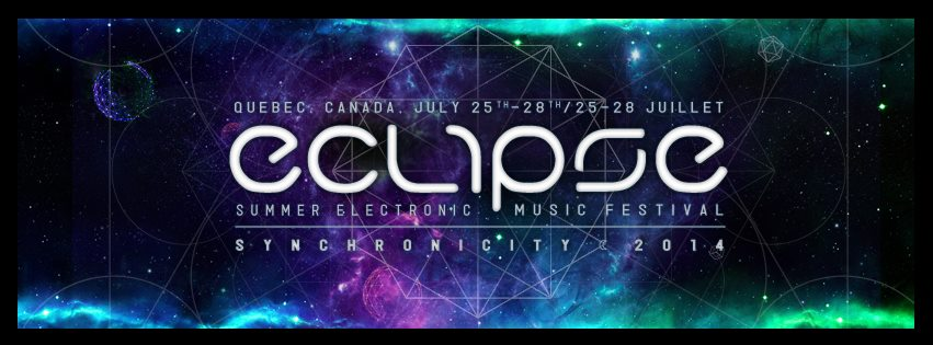 Incoming: Eclipse Festival @ Camp Awacamenj Mino (Outaouais)
