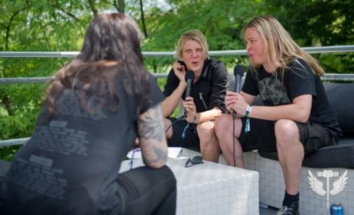 Interview : Apocalyptica @ Heavy Montréal