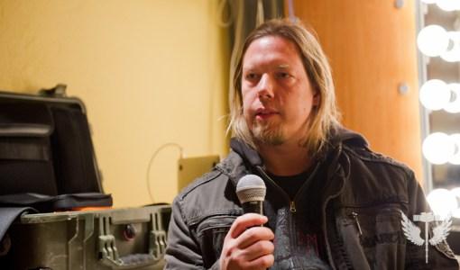 En Entrevue: Fredrik Andersson (Amon Amarth)