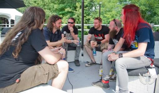 En Entrevue: Alestorm @ Heavy Montreal