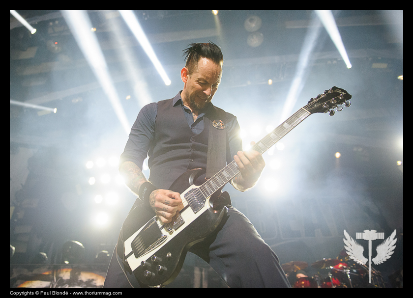 Volbeat + Anthrax @ CEPSUM (Montréal)
