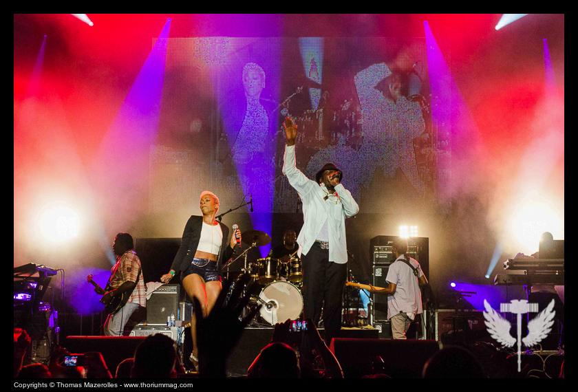 Reggae Fest – Jour 2 @ Montréal : Fireman Hooper + Kranium + Dexta Daps + Lady Saw + Shabba Ranks