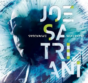 Critique d'album: Joe Satriani – Shockwave Supernova